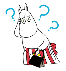Moomin Stickers 12