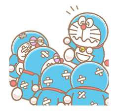 Doraemon 2 Stickers 12