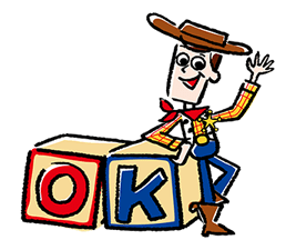 Toy Story Stickers 12