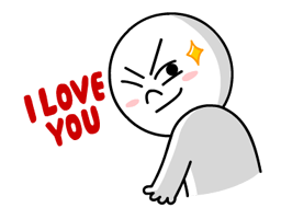 LINE Characters: All the Love Stickers 12