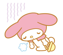 My Melody 2 Stickers 12