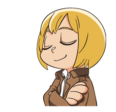Attack on Titan Stickers 12