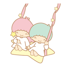 Little Twin Stars Stickers 12