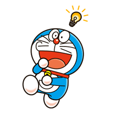 Doraemon Stickers 3 12