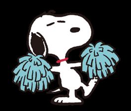 Snoopy ★ Vintage ਸਟਿੱਕਰ 24