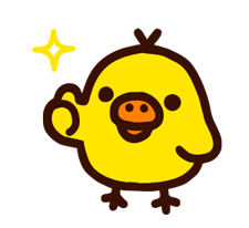 松弛熊&Kiiroitori贴纸 24