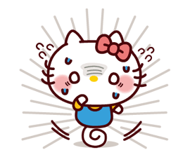 SANRIO CHARACTERS3 (Cartoons) Stickers 9