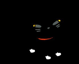 Kutsushita Nyanko: What a Meowthful Stickers 13