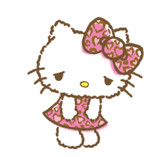 Hello Kitty: Adorable Stickers 13