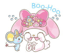 My Melody: Too Cute for You! Stickers 13