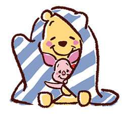 Winnie The Pooh Stickers 13