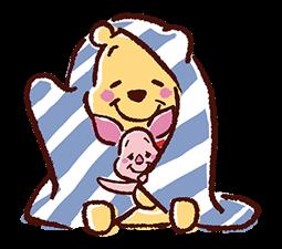 Winnie Pooh Naljepnice 13