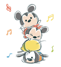 Disney TsumTsum Stickers 2 13