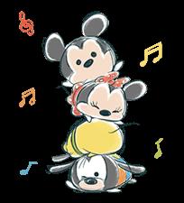 Disney TsumTsum Aufkleber 2 13