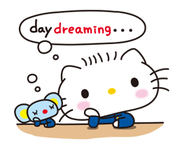 Hello Kitty: Simple and Sweet Stickres 13