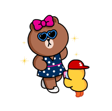 CHOCO's Fashion Fantasy! Stickers