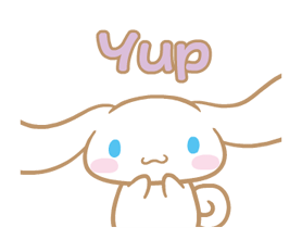 Cinnamoroll: Stickers Goodness 13
