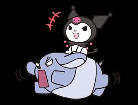 Kuromi Наклейки 13
