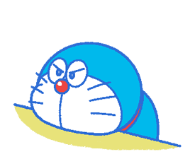 Doraemon's Everyday Expressions Stickers 13