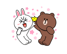LINE Characters Sound Off! Stickers 3