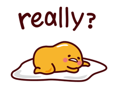 gudetama: Nice and Over Easy Stickers 13