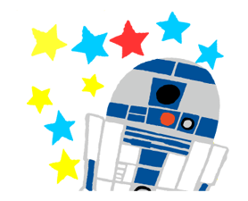 Star Wars Stickers 13