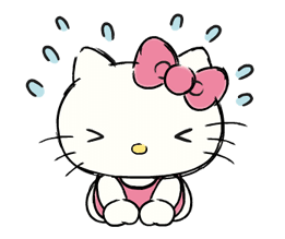 Hello Kitty's Daily Cuteness Stickers 13