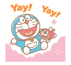 Doraemon 2 Stickers 13