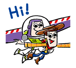 Toy Story Stickers 13