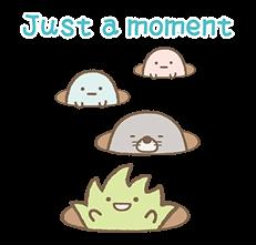 Stickers Sumikko Gurashi Corner 13