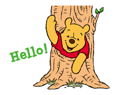 Winnie The Pooh Stickers 2 24
