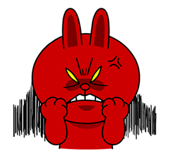 LINE Characters: Screen Hogs Stickers 14