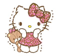 Hello Kitty: Adorable Stickers 14