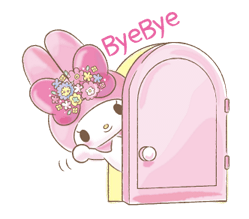 My Melody: Too Cute for You! Stickers 14