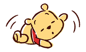 Winnie The Pooh Stickers 14