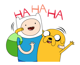 Adventure Time Stickers 17