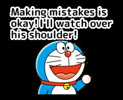 Doraemon: स्टिकर उद्धरण 14