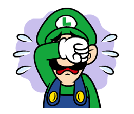 Talking Super Mario Stickers 14