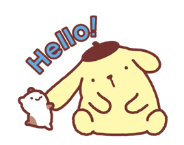 Pompompurin Stickers 2 14