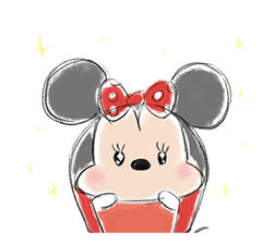 Disney Tsum Tsum (Freehand Style) Stickers 14