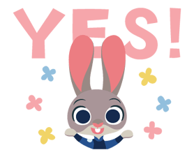 Zootopia Stickers 21