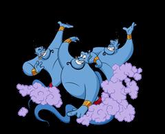 Genie наклейки 14