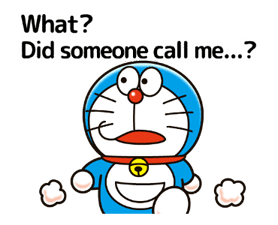 Adages Stickers Doraemon 14