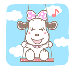Lovely Snoopy Stickers 14