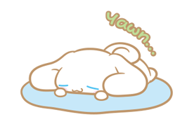 Cinnamoroll: Goodness Stickers 14