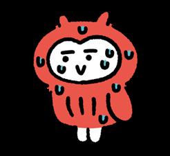 Kanahei's Komimizuk Stickers 14
