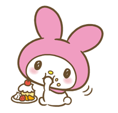 My Melody: Sweet as Can Be! Stickers 2 14