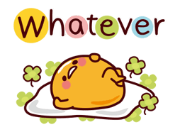 gudetama: Nice and Over Easy Stickers 14