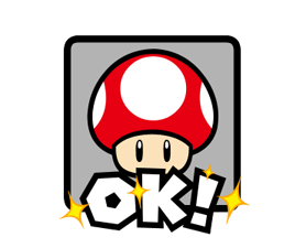Mario Kart Stickers 14