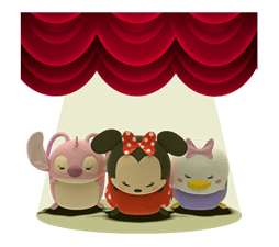 Disney Tsum Tsum Stickers 14